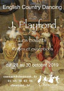 Les Ballets de John Playford : Règles et Exceptions