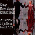 Volte Joyeuse, Stage estival de danse et musique ancienne