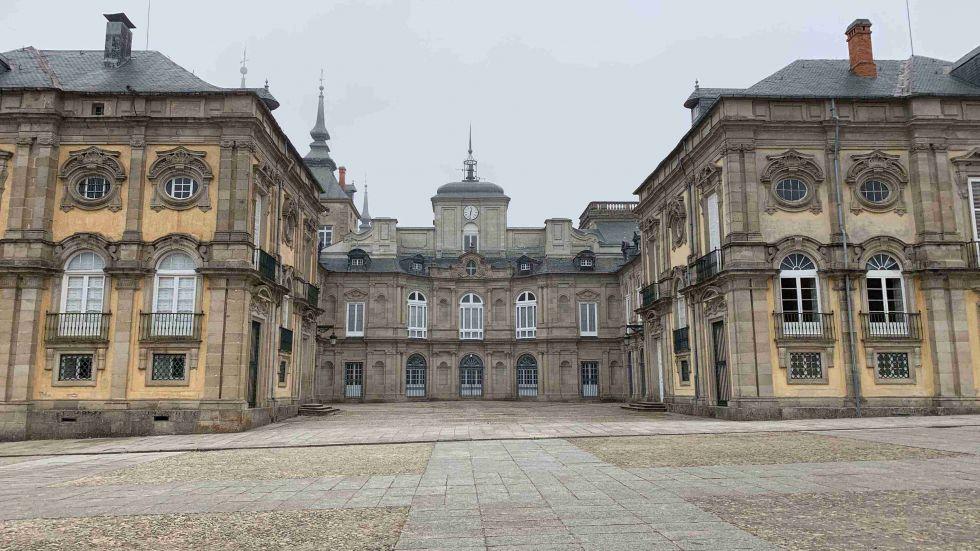 Palais Royal La Granja de San Ildefonso